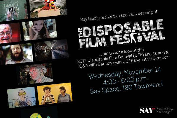 The Disposable Film Festival