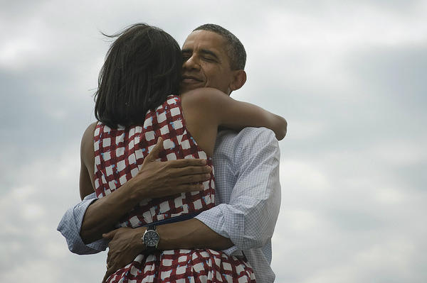 Election 2012 - Most Retweeted Image Ever