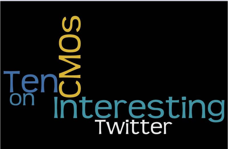 Interesting CMOs on Twitter