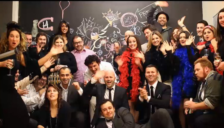 Happy Holidays from Say Media Canada